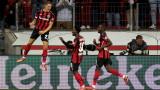 Новата звезда на Бундеслигата отново блести за Леверкузен