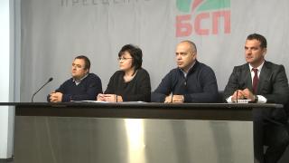"""Абсурдно е кабинетът """"Борисов 2"""" да е и служебен, отсече Нинова"""