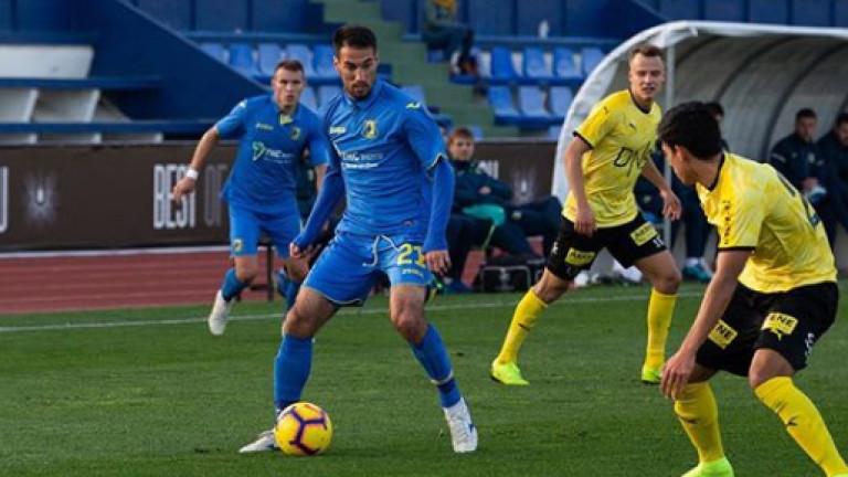 Ивелин Попов се размина с тежка контузия