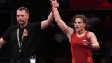 Тайбе Юсеин стартира с убедителна победа на Европейските игри