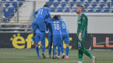 Левски победи Локомотив (Пловдив) с 1:0