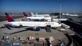 Delta приземи всичките си полети по света за няколко часа заради IT срив