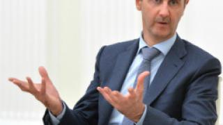 Асад подкрепя избори, бунтовниците предлагат разговори с Русия