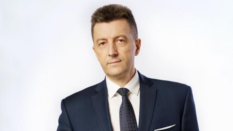 Петър Андронов вече не е главен изпълнителен директор на ОББ, зае висш пост в KBC