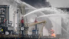 Двама загинали и шестима ранени при експлозията в завода на BASF