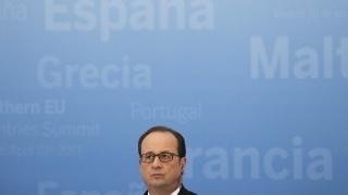 Оланд разпореди на министрите си да помогнат за поражението на Марин льо Пен