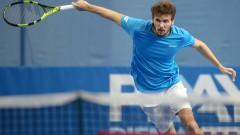 Йозеф Ковалик срази уморения Оскар Оте и влезе в основната схема на Sofia Open