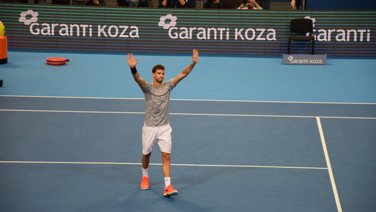Григор Димитров ще бъде голямата звезда на Sofia Open 2020!