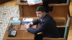 Решението за разпускане на Върховната рада е законно, обяви Зеленски пред съда