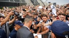 Тифозите на Ювентус: Кристиано, донеси ни Шампионската лига!