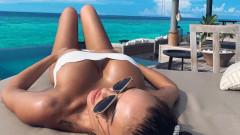 Николета Лозанова и нова доза плажни приключения