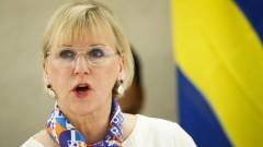 Шведският външен министър жертва на секстормоз