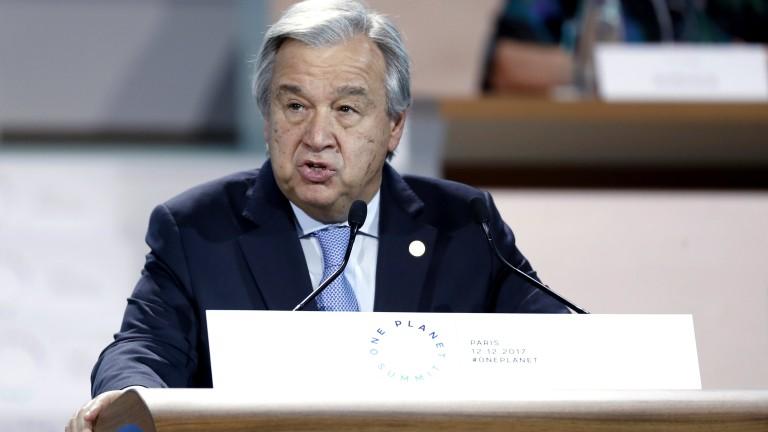 ООН настоява Тръмп да не напуска ядрената сделка с Иран