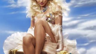 Фотосесията на Бритни Спиърс към албума Circus (галерия)