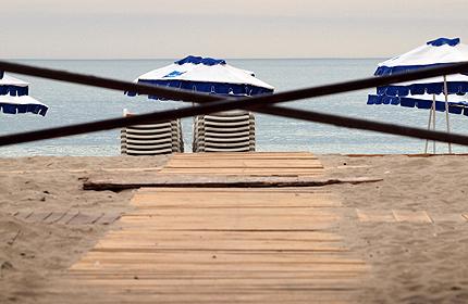 КЗП затвори 4 заведения по Черноморието