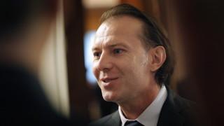 Йоханис номинира Флорин Къцу за премиер на Румъния