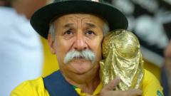 Почина емблематичен фен на Бразилия