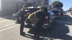 Престрелка в Сан Франциско