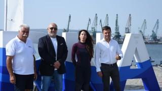 Министър Кралев награди победителите от Европейската купа по ветроходство във Варна