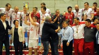 Волейболният Нефтохимик ще играе в Шампионската лига
