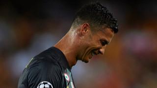 Роналдо под въпрос за мачовете на Юве с Юнайтед