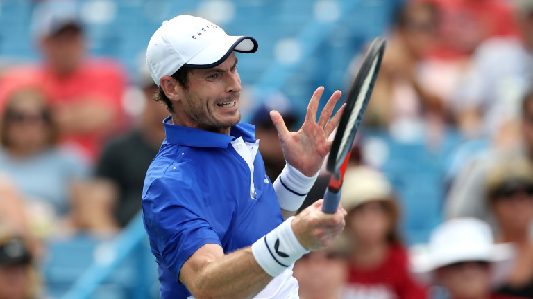 Анди Мъри загуби от Тенис Сандгрен в Уинстън-Сейлъм