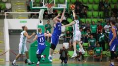 "Ценна победа на Балкан срещу Енисей на старта на ""Фиба Къп"""