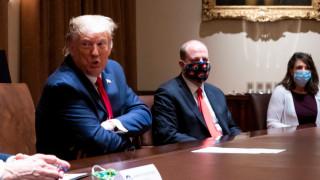 Тръмп не е доволен от предпазливостта на Фаучи и не приема предупреждения