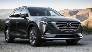 Mazda показа новото поколение на кросоувъра CX-9