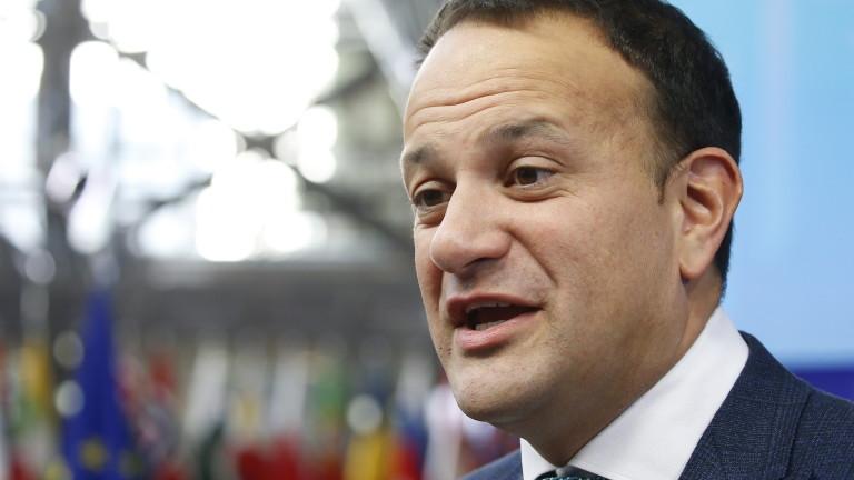 Ирландският премиер Лео Варадкар съобщи, че на 25 ноември ще