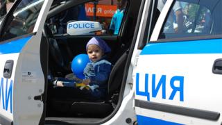 155 катастрофи с деца от началото на годината в София