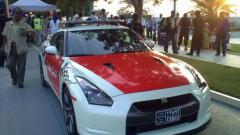 Полицията в Абу Даби се сдоби с Nissan GT-R