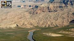 Хеликоптер се разби в Гранд каньон