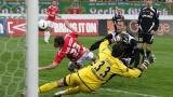 Пиян полски футболист преспал в районното