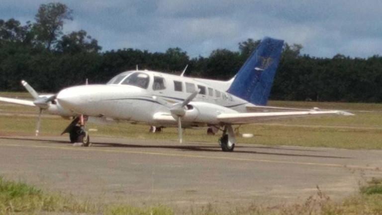 Самолет с кокаин катастрофира в Мексико след въздушна гонка