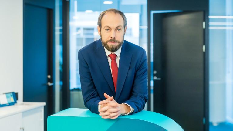 Мартин Лянтс, CEO
