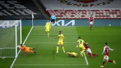 Виляреал е на финал в Лига Европа след здрава битка с Арсенал