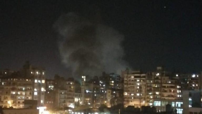 Мощен взрив разтърси Бейрут