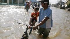 6 жертви и 18 изчезнали във Филипините след тайфуна Нок-Тен