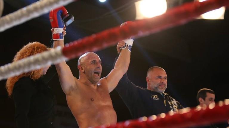 Станислав Бахчеванов е истинска легенда в света на бойните спортове.
