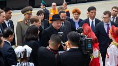 Ким Чен-ун пристигна в  Русия за среща с Путин