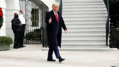 Тръмп наложи вето на военния бюджет