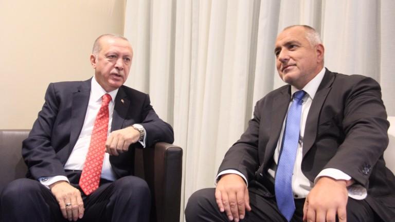 Как да се задълбочат българо-турските отношения обсъдиха българският премиер Бойко