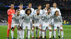 Защитник на Реал аут за три седмици