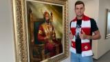 Нападател на ЦСКА ще бъде готов за дербито срещу Лудогорец