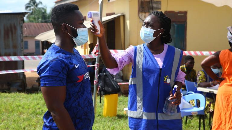 Гана първа в света получи ваксини по програмата COVAX
