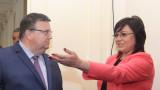 Цацаров не дава собствени СРС-та на новия антикорупционен орган