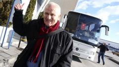 Консултантът в ЦСКА Люпко Петрович: В Португалия съм, търся играч, който да ми направи впечатление