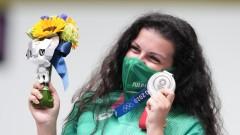 България с първи медал от Токио 2020! Антоанета Костадинова спечели сребро