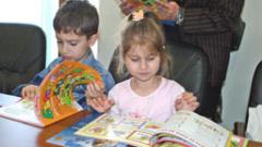 Събират книги за деца в приемни семейства